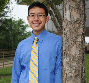 Accounting junior Evan Leung plans to enhance the leadership skills he's cultivated at UH Bauer during a summer program with PricewaterhouseCoopers.