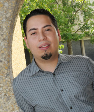 Brian Lopera exemplifies the leadership qualities of UH Bauer College students.