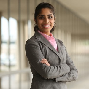 Outstanding MBA Student - Misbah Khatri