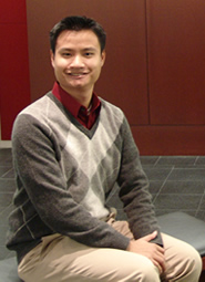 MS ACCY candidate Hiep Tony Tran is Harvard Law bound.
