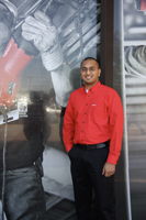 Hilti Trade Manager Sachin Shah is a testimonial for Bauer's impact.