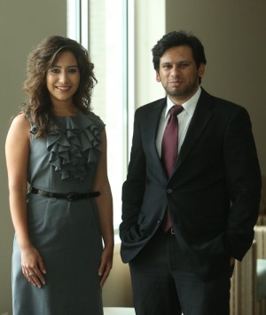 Bauer MBA students Magdalena Gonzalez and AbudlAhed Farooqi tackled a hot topic in supply chain and earned second place for their research in a recent competition.