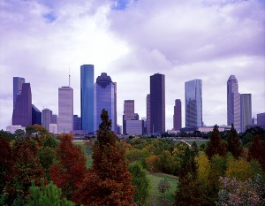 The economic backdrop for Houston is changing, according to the Institute for Regional Forecasting, but the outlook remains favorable.