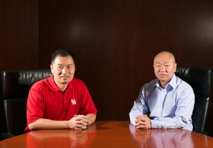 C. T. Bauer College of Business marketing professors Rex Du and Ye Hu were awarded the 2014 Best Paper Award at the Advanced Research Techniques Forum for their study on online consumer trends.