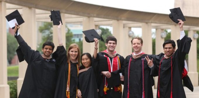 More than 1,000 candidates from undergraduate, graduate and doctoral programs at the Bauer College will participate in the May 10 commencement celebration.