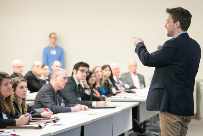 The Bauer Supply Chain Forum at the C. T. Bauer College of Business at the University of Houston hosted their Supply Chain Forum in March, bringing together industry professionals and students to discuss topics facing the industry.