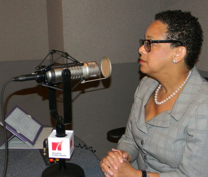 National Minority Supplier Development Council President Joset Wright-Lacy speaks on Bauer Business Focus this week.