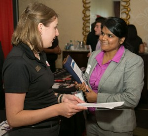 Students from the C. T. Bauer College of Business will have the opportunity to meet with more than 100 employers on Friday, Feb. 5, during the Rockwell Career Center Spring 2016 Business Career Fair.