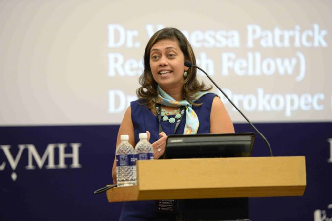Vanessa Patrick is a Bauer Professor of Marketing and the Director of Doctoral Programs.