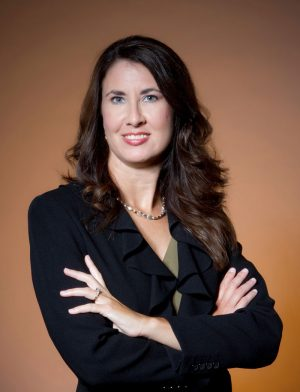 TDECU President and CEO Stephanie Sherrodd will speak with alumni and the Houston business community on Oct. 20 during the Bauer College Alumni Association networking breakfast.